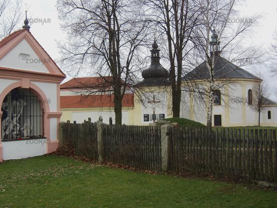Sanctuary of Maria Loreto in the Czech Republic
