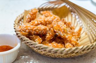 fried chicken fillet