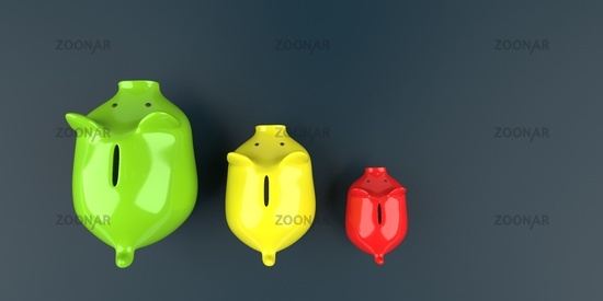 Inflation Piggy Banks