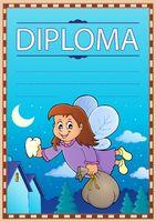 Diploma template image 5