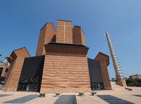 Santo Volto Church in Turin