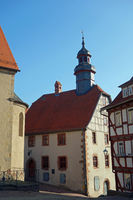 Historic old town of Schlitz