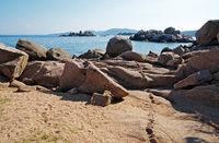 Rock Formations - Palombaggia - Tamaricciu - Corsica