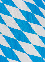 Blue and white background of the bavarian flag