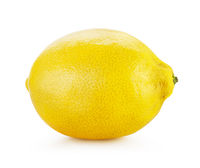 Ripe lemon