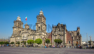 Metropolitan Cathedral of the Assumption of Mary of Mexico City