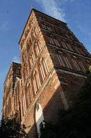 Gothic St. Nikolai Church, Nikolaichurch