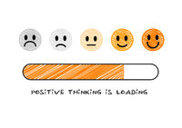 positive thinking is loading.eps