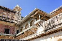 India. Jaipur. Amber fort