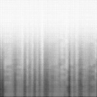 Halftone Pattern. Set of Dots. Overlay Grunge Template. Distress Linear Design. Fade Monochrome Points