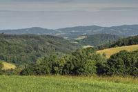Odenwald landscape near Wald-Michelbach