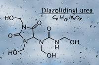 Structural model of Diazolidinyl urea
