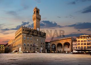 Square of Signoria