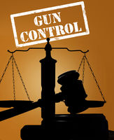 Gavel and gun control