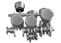 Six Valve V6 Engine Motor