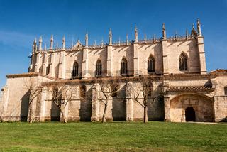 Cartuja de Miraflores monastery, Burgos, Castilla y Leon, Spain.