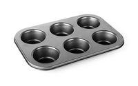 Muffins baking tray