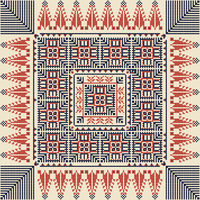 Palestinian embroidery pattern 40.eps