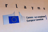 The Berlaymont building in Brussels