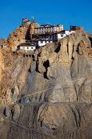 Dhankar Monastery, Spiti Valley, Himachal Pradesh