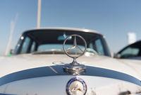 Radiator mascot Mercedes Benz