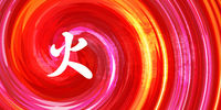 Fire Element Chinese Symbol