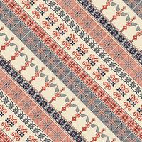 Palestinian embroidery pattern  111
