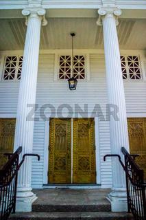 A huge public museum in Cape Code, Massachusetts