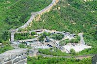 Tourist center Badaling China