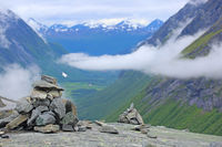 Stack Of Rocks Stones