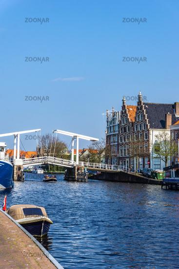 Bridge in Haarlem