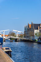 Bridge in Haarlem