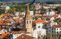 Cityscape of Tomar. Ribatejo, Portugal