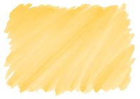 yellow watercolor background with frayed edges
