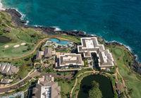 Garden Island of Kauai from helicopter tour