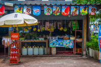 Local shop, Koh Lanta, Thailand