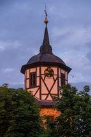 Saint Christopher Church Straßberg - Harzgerode