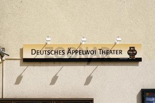 Deutsches Äppelwoi Theater Bad Homburg