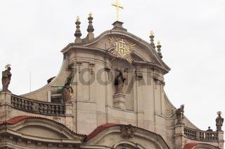 St.Nikolaus-Kirche in Prag-Kleinseite
