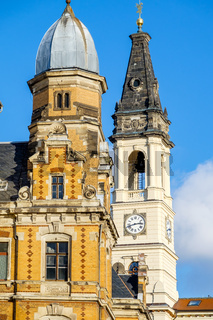 historische Innenstadt von Zittau