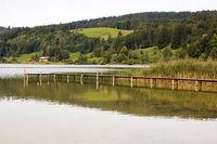 The Lake Alpsee 006. Germany
