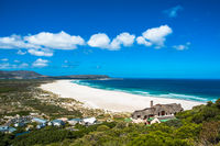 Noordhoek Beach near Cape Town, South Africa