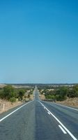 Central Australian Long Highway