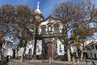 Igreja do Socorro, church, Funchal, Madeira, Portugal, Europe
