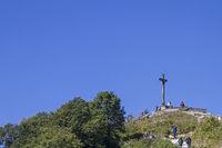 Gipfel des Zwölferhorns