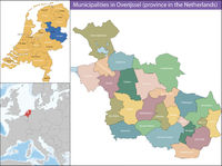 Overijssel is a province of the Netherlands