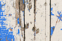 Rustic wood background, texture with weathered layers of paint.