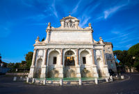 Rome - Fontana dell'acqua Paola (fountain of water Paola)
