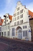 Former brewhouse Consul Häussler, Wismar, Mecklenburg-West Pomerania, Germany
