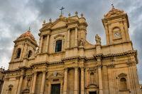 Alte Kathedrale San Nicolo von Noto, Sizilien